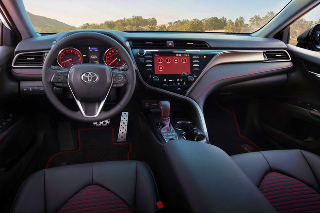 2022 Toyota Camry Redesign UK