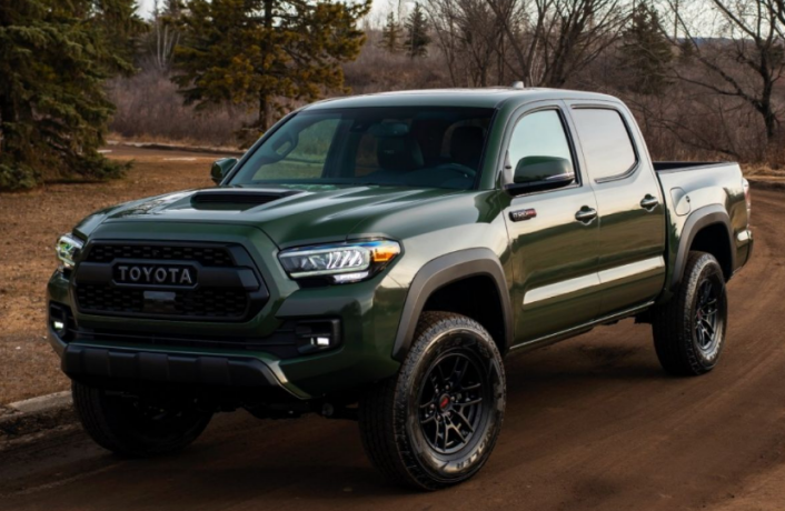 2022 toyota tacoma redesign