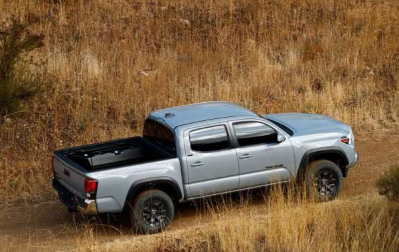 Is Toyota Redesigning The Tacoma..?