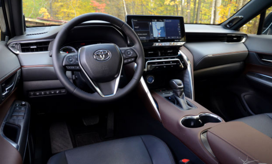 2021 Toyota Venza Review Canada