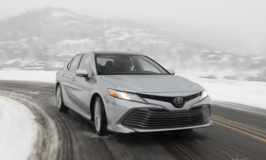 2023 toyota camry redesign