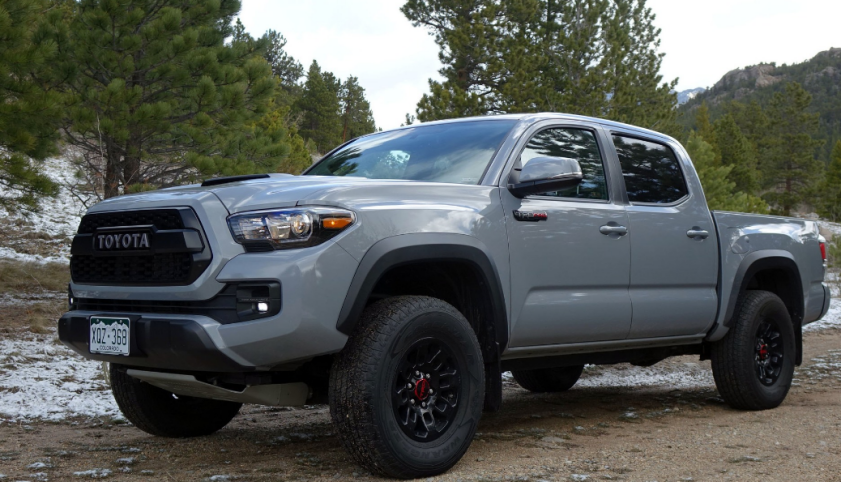 2023 Toyota Tacoma TRD Pro Review