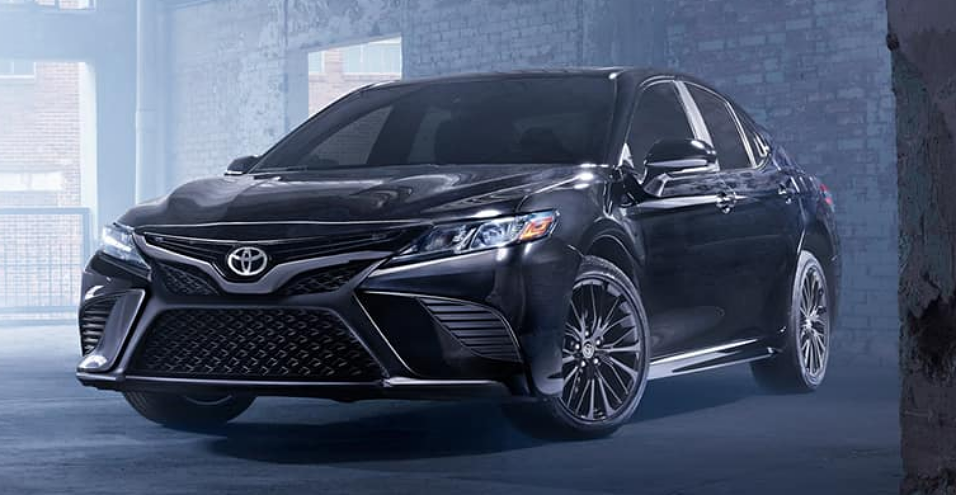 2023 Toyota Camry XLE Redesign