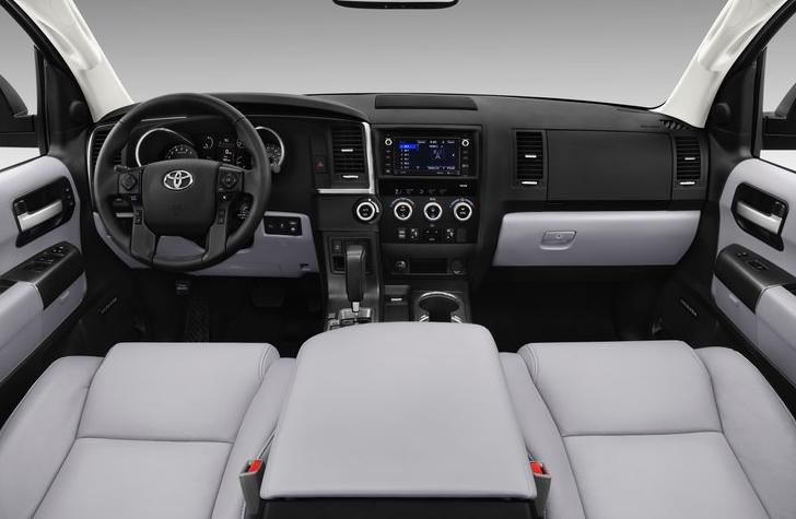 2024 Toyota Sequoia Release Date