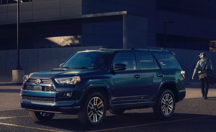 2024 Toyota 4Runner Limited Redesign