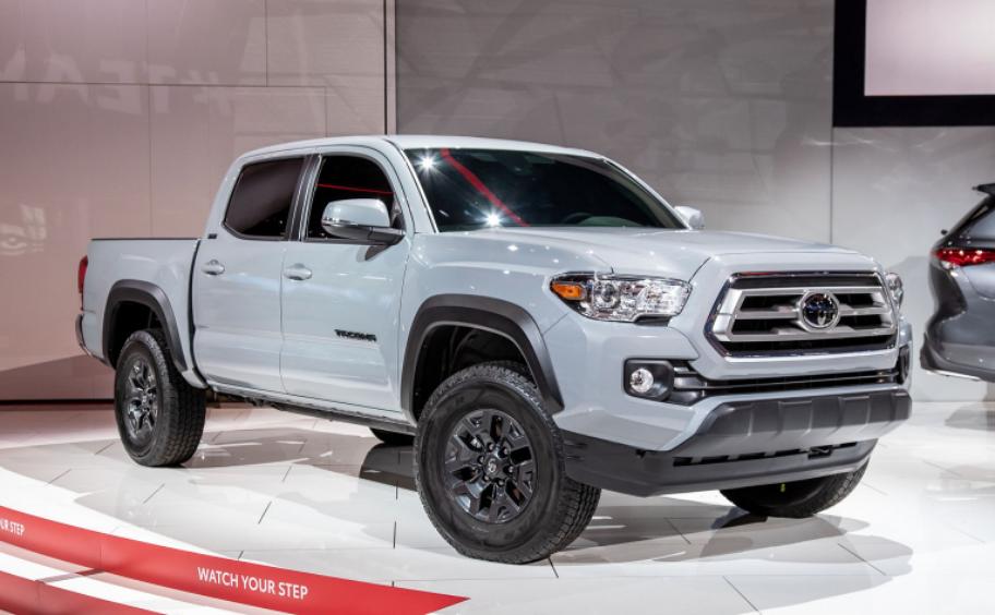 2024 Toyota Tacoma Hybrid Concept
