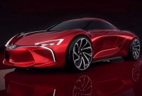 2024 Toyota MR2 Concept