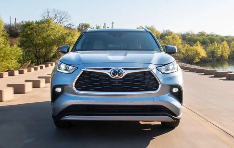 2023 Toyota Highlander Hybrid Lease California