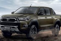 2024 toyota hilux redesign