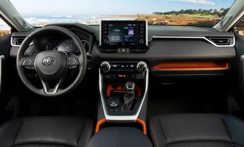 2024 Toyota RAV4 Redesign