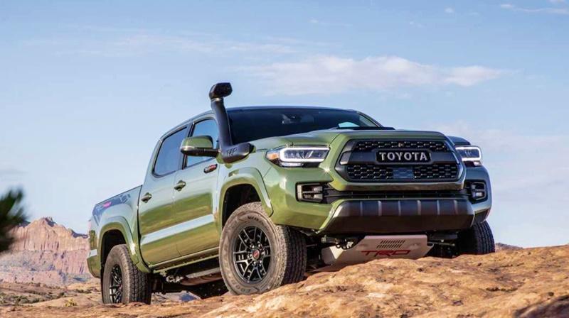 2024 Toyota Tacoma Hybrid Canada