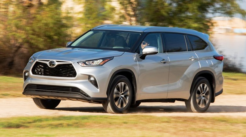 2023 Toyota Highlander Release Date Philippines
