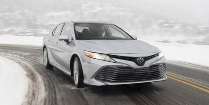 2024 Toyota Camry SE Redesign