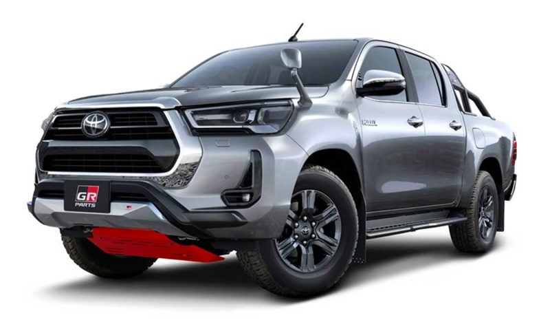 2024 Toyota Hilux Review UK