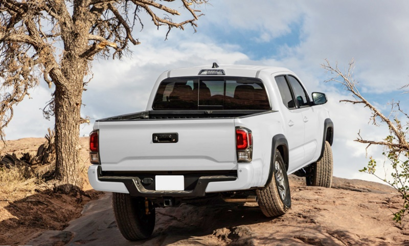 2024 Toyota Tacoma Engine Specs and Price Canada