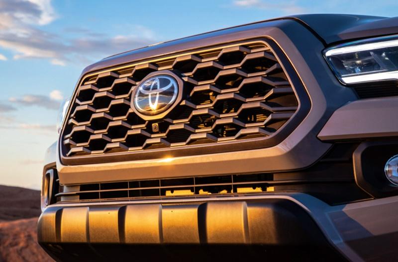 2024 Toyota Tacoma Redesign Canada
