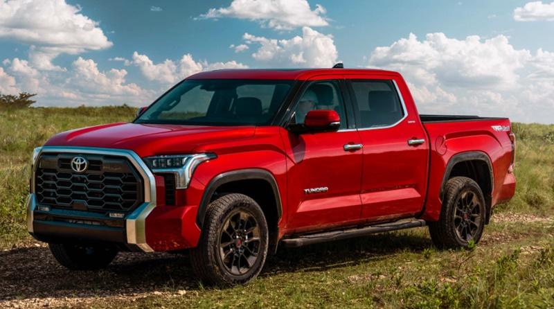 2024 Toyota Tundra Redesign United States